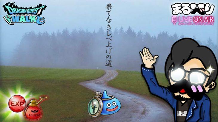 【ドラクエウォーク】復帰・初心者には果てしないレベル上げの道…【DQW – ドラゴンクエストウォーク】