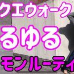 【ドラクエウォーク】メガモンゆるゆるルーティーン動画!無課金ギャル勇者がいく!