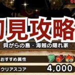 【ドラクエウォーク 】貝がらの島・海賊の隠れ家クリアスコア4000 初見攻略!