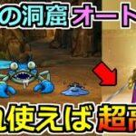 【ドラクエウォーク】財宝の洞窟「貝殻の島」を攻略!この構成でフルオート高速周回!