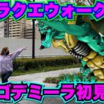 【ドラクエウォーク】メガモン魔王オルゴデミーラ!初見攻略!無課金ギャル勇者がいく!