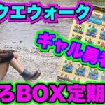 【ドラクエウォーク】無課金ギャル勇者のこころBOX定期報告!無課金ギャル勇者がいく!