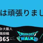 【ドラクエウォーク】今日の話!やりこみ大阪人の毎日動画投稿 21/365 【DQW】